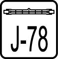 Žiarovka halogénová J-78