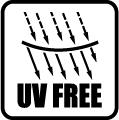 Nevyžaruje UV žiarenie