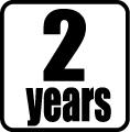 Životnosť 2 roky