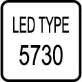 LED type 5730