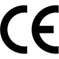 Znak zhodnosti s direktívami EU