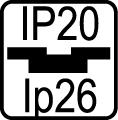 Stupeň IP ochrany svietidiel