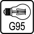 Žiarovka G95