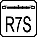 Typ objímky / pätice R7S
