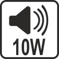 Výkon speakera