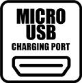 Mikro USB port
