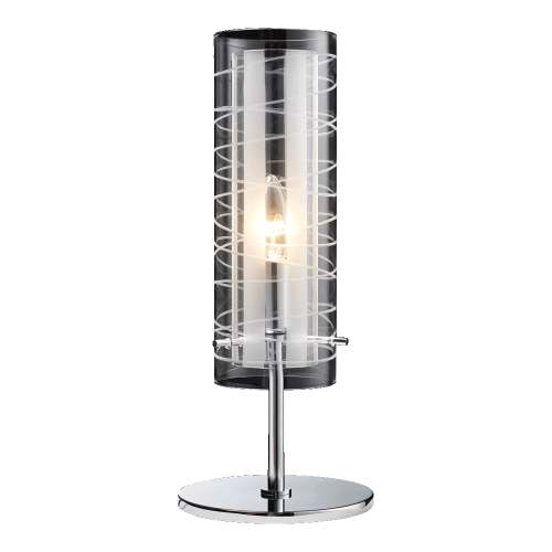 MEDUSA 3xG9/33WCHROME CLEAR GLASS