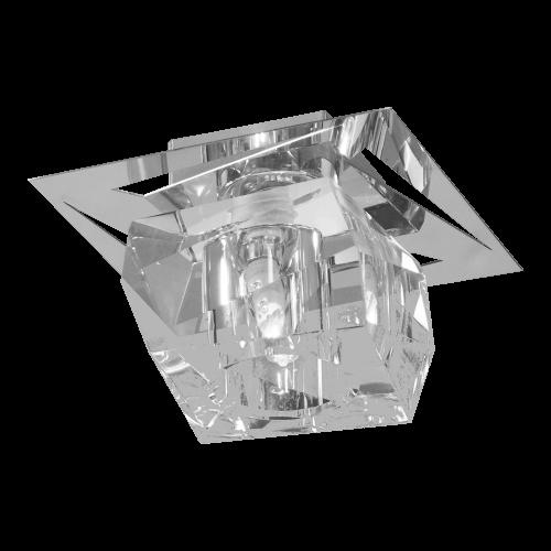 MADD LED/25W4000K CHROME/CLEAR